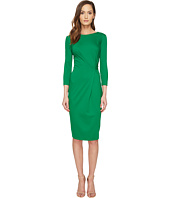 ESCADA - Dassiva Long Sleeve Wrap Dress