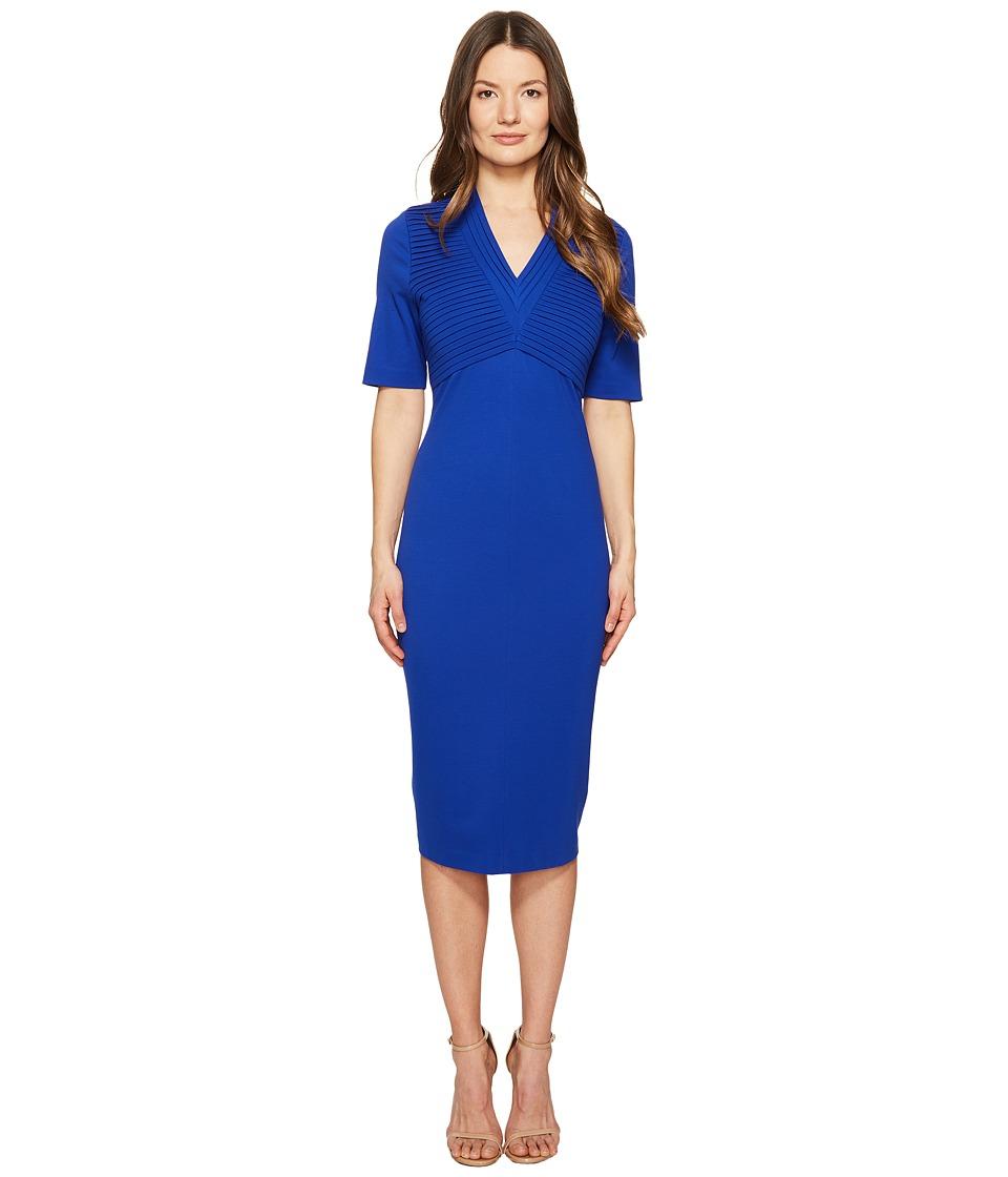 ESCADA - Doplia Short Sleeve Dress