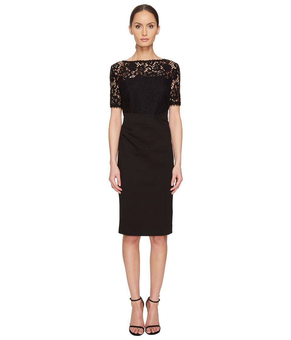 ESCADA - Dsestana Short Sleeve Dress