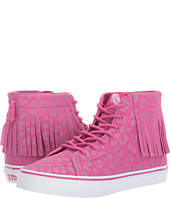Vans Kids - Sk8-Hi Moc (Little Kid/Big Kid)
