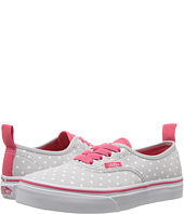 Vans Kids - Authentic Elastic Lace (Little Kid/Big Kid)