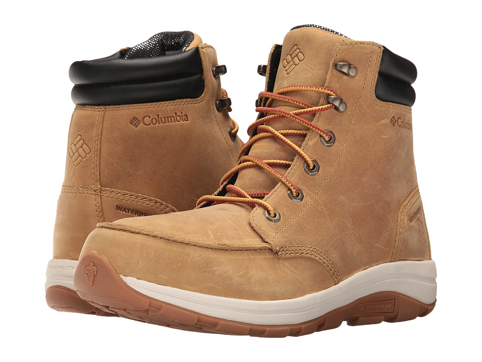 Columbia Bangor Boot Omni-Heat (Curry/Rusty) Men