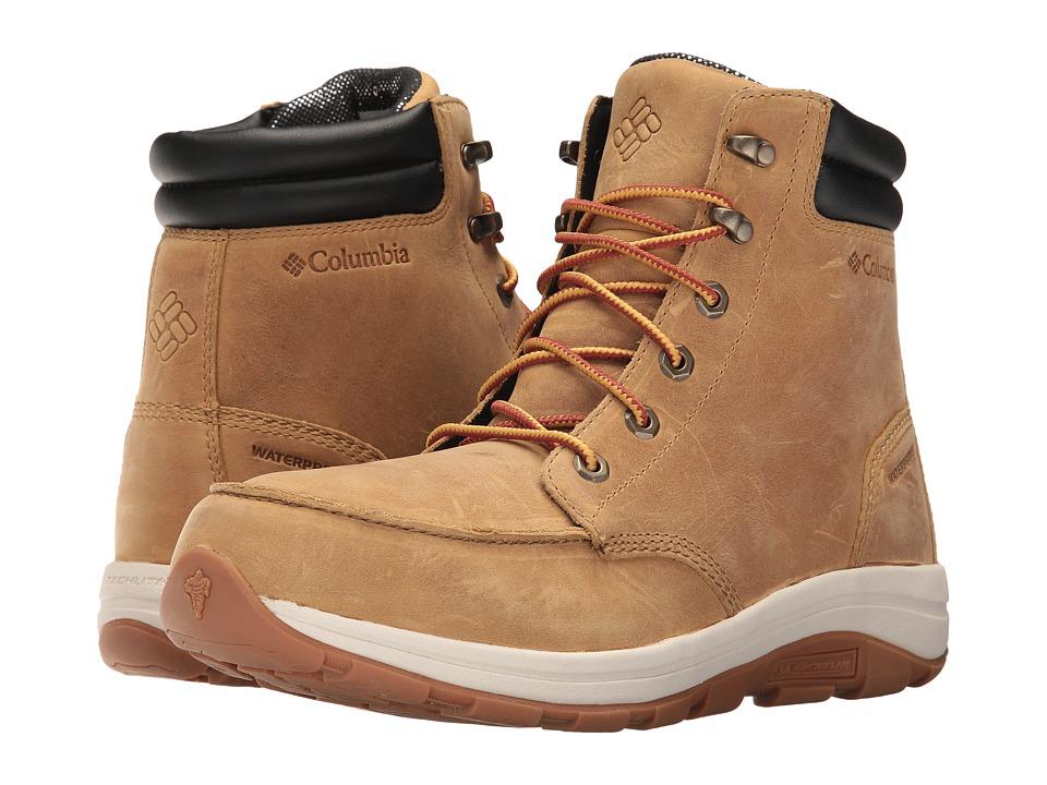 Columbia Bangor Boot Omni-Heat (Curry/Rusty) Men