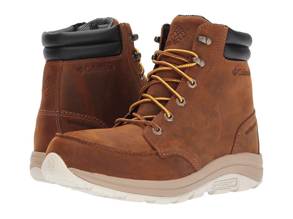 Columbia Bangor Boot Omni-Heat (Tobacco/Bright Copper) Men