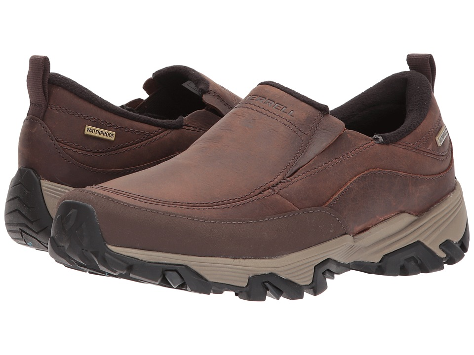 Merrell Coldpack Ice+ Moc Waterproof (Cinnamon) Women's Shoes
