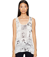 ESCADA - Emagazine Graphic Tank Top
