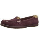 Sperry Coil Mia Suede