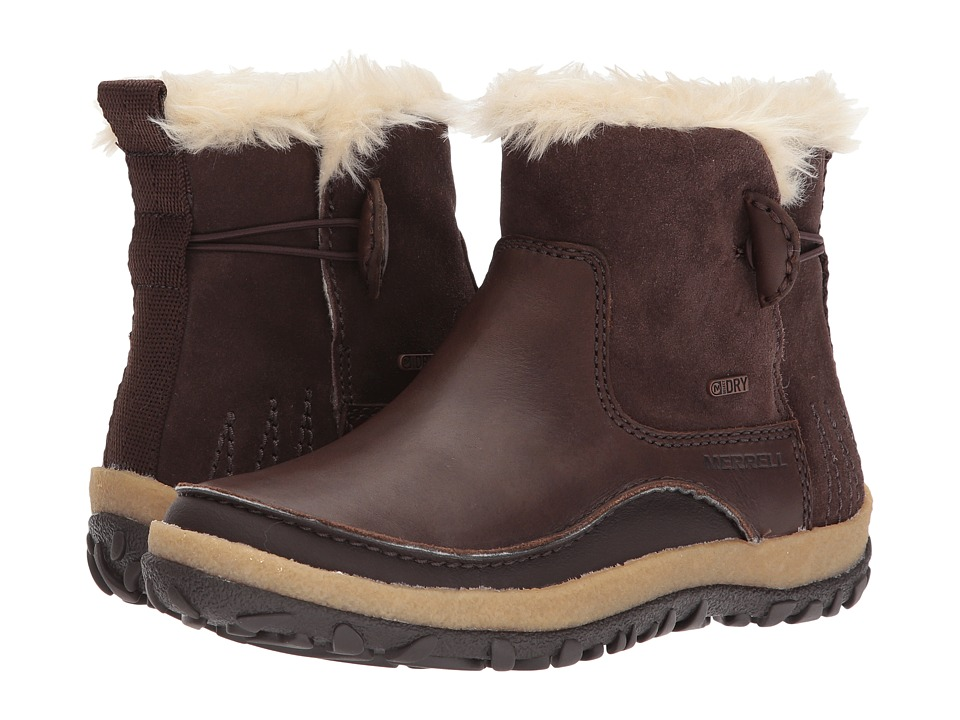 Merrell Tremblant Pull-On Polar Waterproof (Espresso) Women