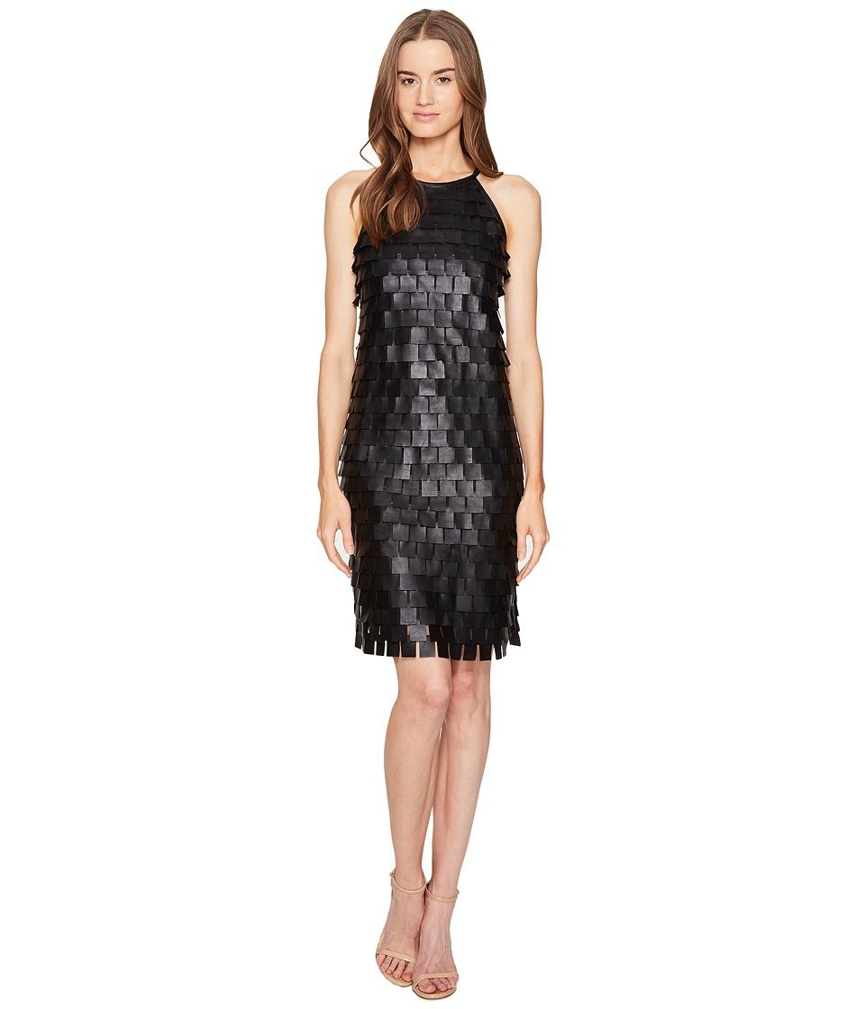 ESCADA Sport - Lafring Leather Petal Dress