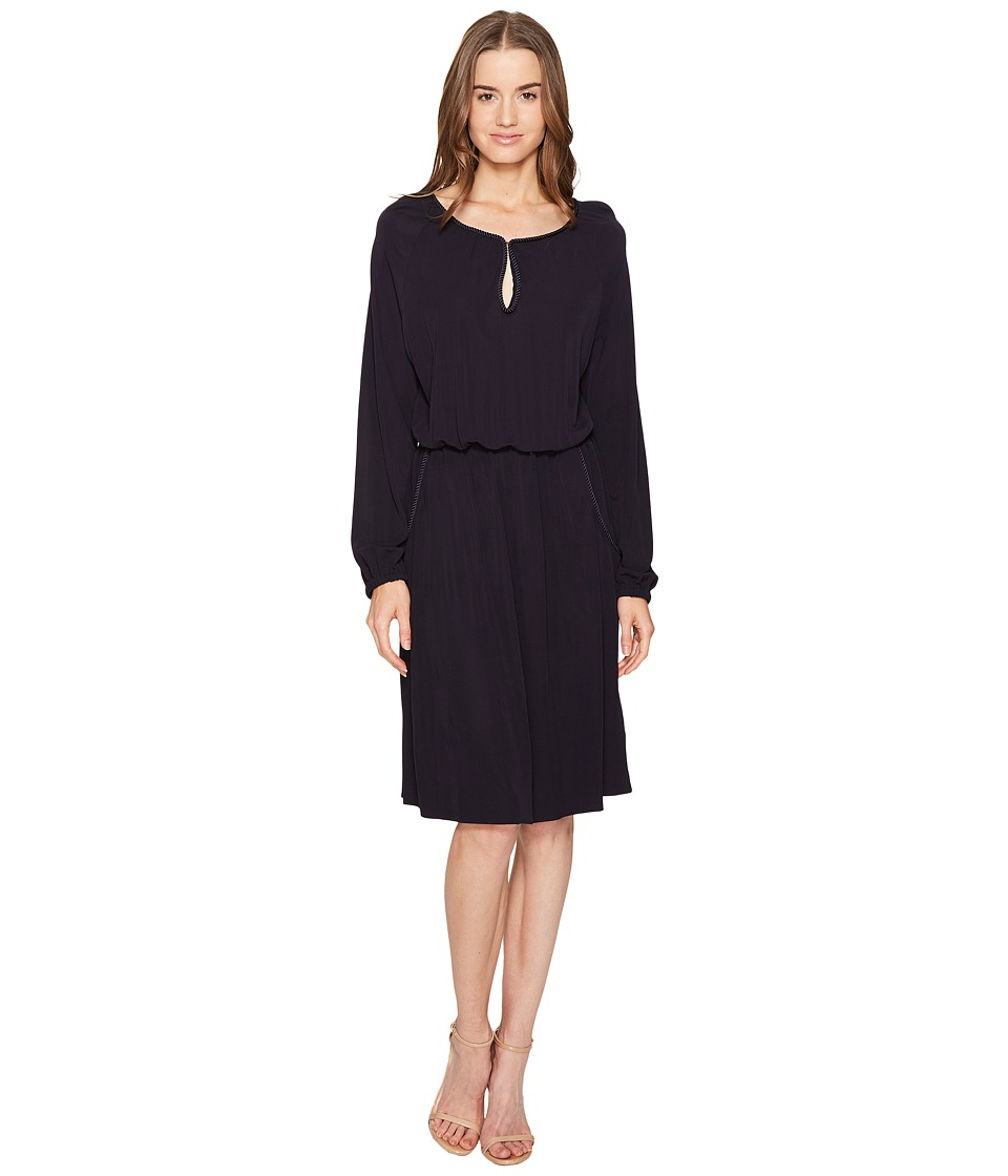 ESCADA Sport - Danwool Long Sleeve Dress
