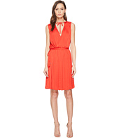 ESCADA - Dapana Sleeveless Wrap Dress