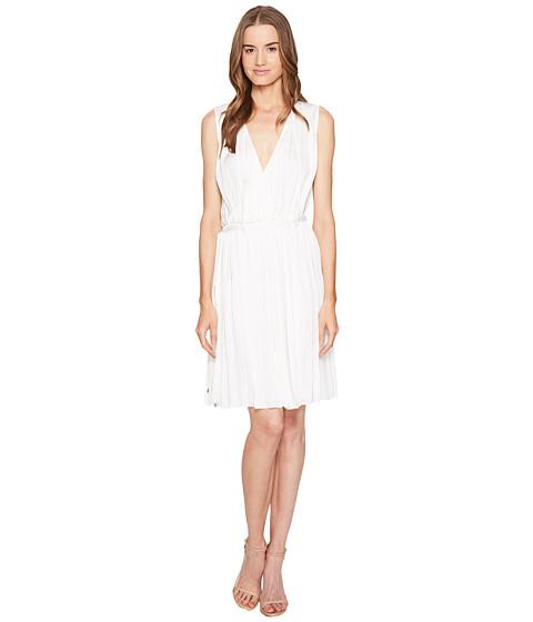ESCADA Dapana Sleeveless Wrap Dress