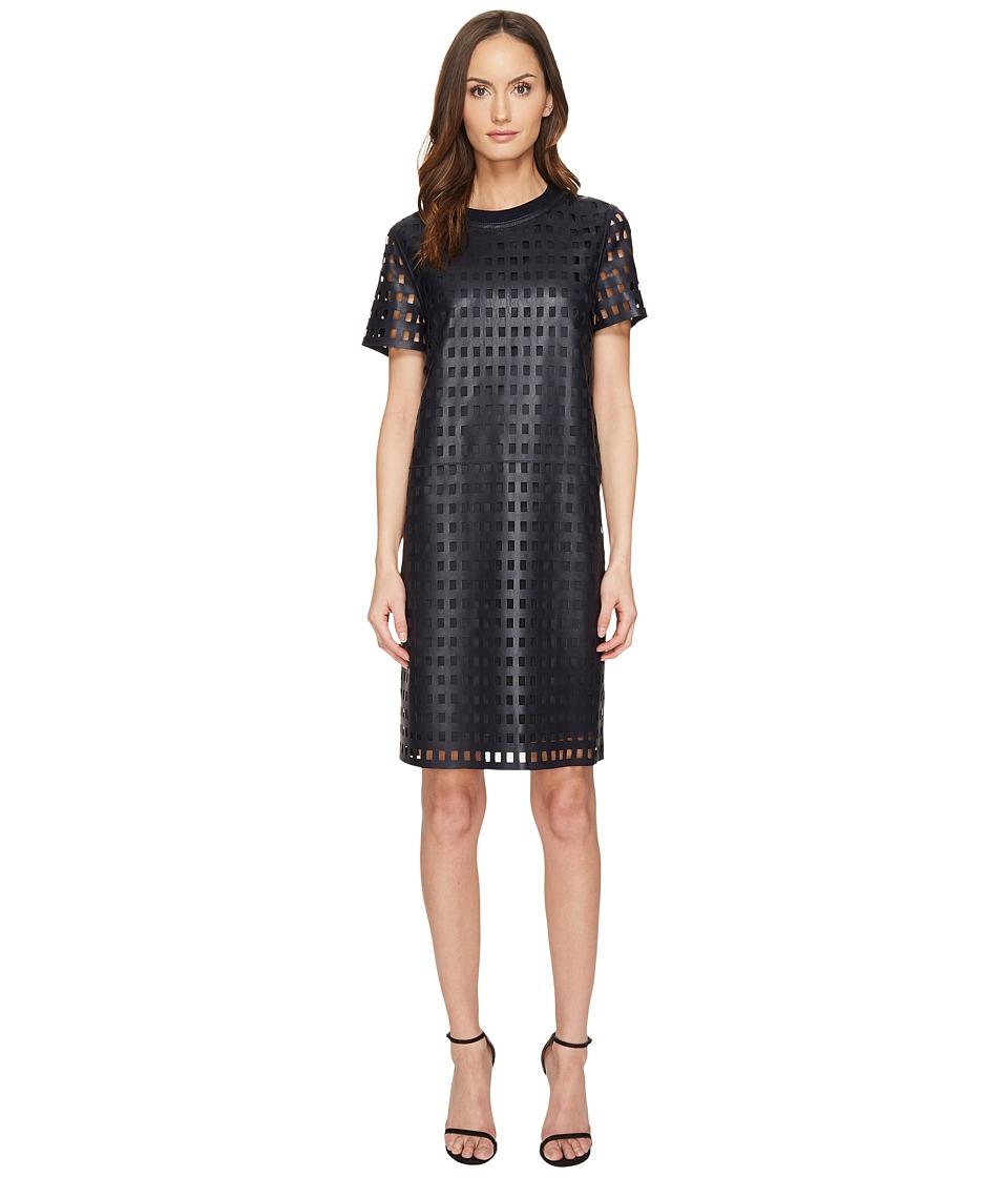 ESCADA Sport - Ladressa Short Sleeve Leather Dress
