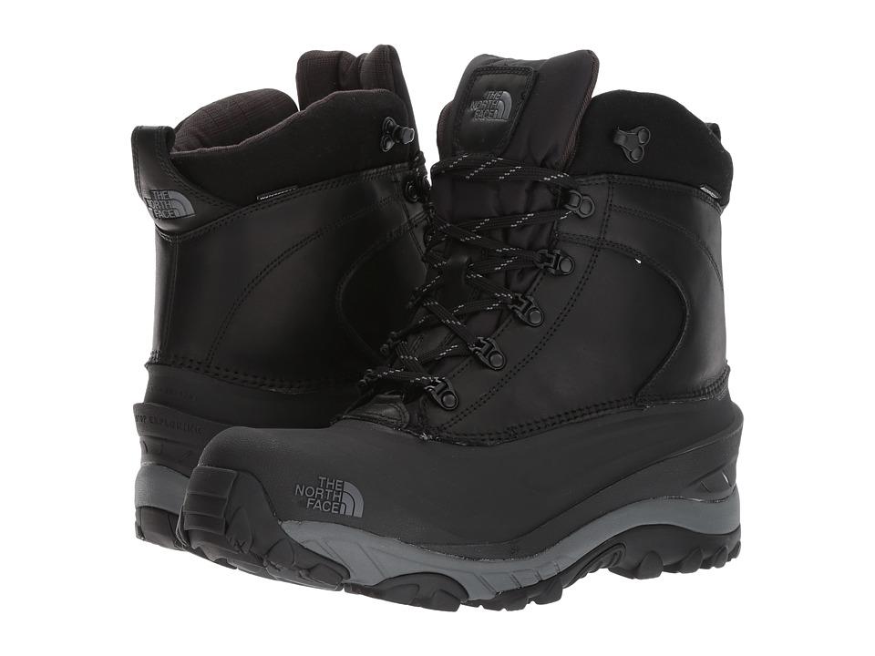 The North Face Chilkat III Luxe (TNF Black/Zinc Grey) Men