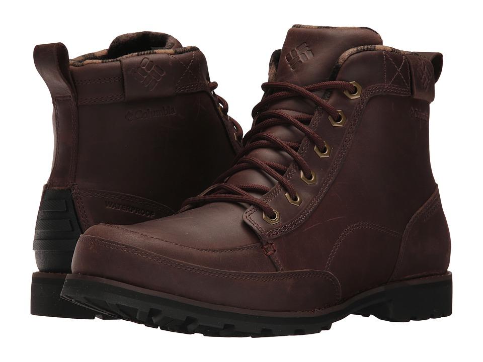 Columbia Chinook Boot WP (Tobacco/Cinnamon) Men
