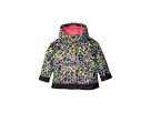 Western Chief Kids Groovy Leopard Rain Coat (Toddler/Little Kids)