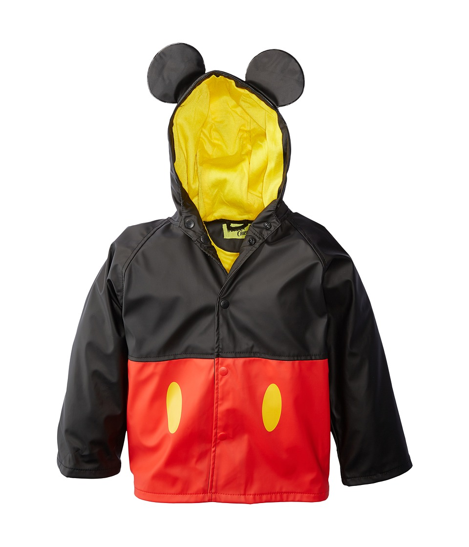 Western Chief Kids - Mickey Mouse Rain Coat (Toddler/Litt...
