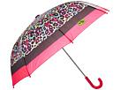 Western Chief Kids Groovy Leopard Umbrella (Toddler/Little Kids/Big Kids)