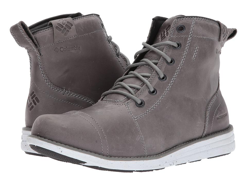 Columbia Irvington 6 LTR Boot WP (Titanium MHW/Zuc) Men