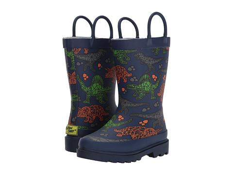 Western Chief Kids Dino Facet Rain Boots (Toddler/Little Kid/Big Kid)