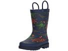 Western Chief Kids - Dino Facet Rain Boots (Toddler/Little Kid/Big Kid)