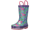 Western Chief Kids Hannah Horse Rain Boots (Toddler/Little Kid/Big Kid)