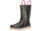 Western Chief Kids Diva Dot LED Rain Boots (Toddler/Little Kid/Big Kid)