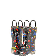 Western Chief Kids - Gamer Lighted Rain Boots (Toddler/Little Kid)