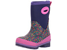 Western Chief Kids Dizzy Dot Neoprene Boots (Toddler/Little Kid/Big Kid)