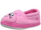 Western Chief Kids Pink Kitty Slippers (Toddler/Little Kid)