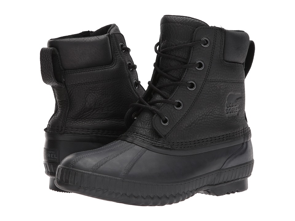 SOREL - Cheyanne II Premium (Black) Mens Waterproof Boots