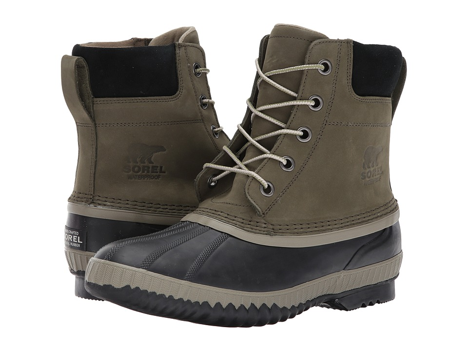 SOREL - Cheyanne II (Nori/Black) Mens Waterproof Boots