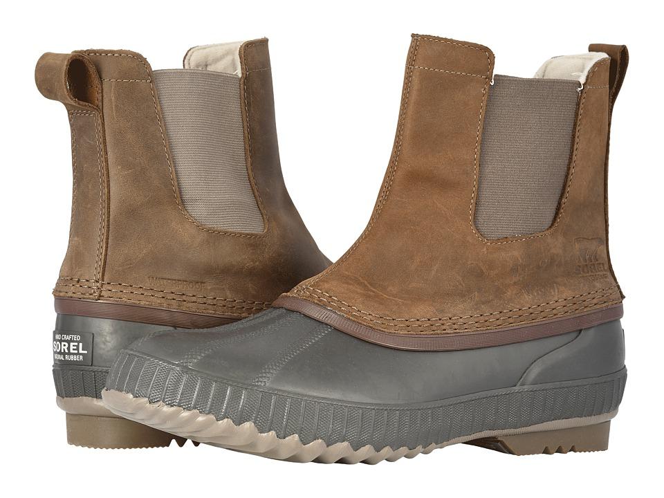 SOREL - Cheyanne II Chelsea (Umber/Buffalo) Mens Waterproof Boots