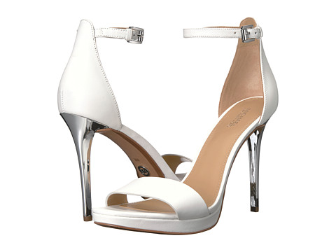 MICHAEL Michael Kors Hutton Sandal - Optic White