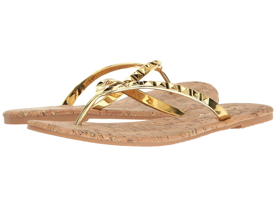 Lilly Pulitzer - Mira Sandal (Gold Metal) Women's Sandals