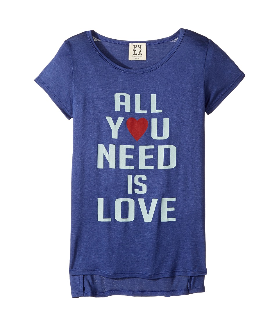 People's Project LA Kids - All You Need Scoop Tee