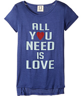 People's Project LA Kids - All You Need Scoop Tee (Big Kids)