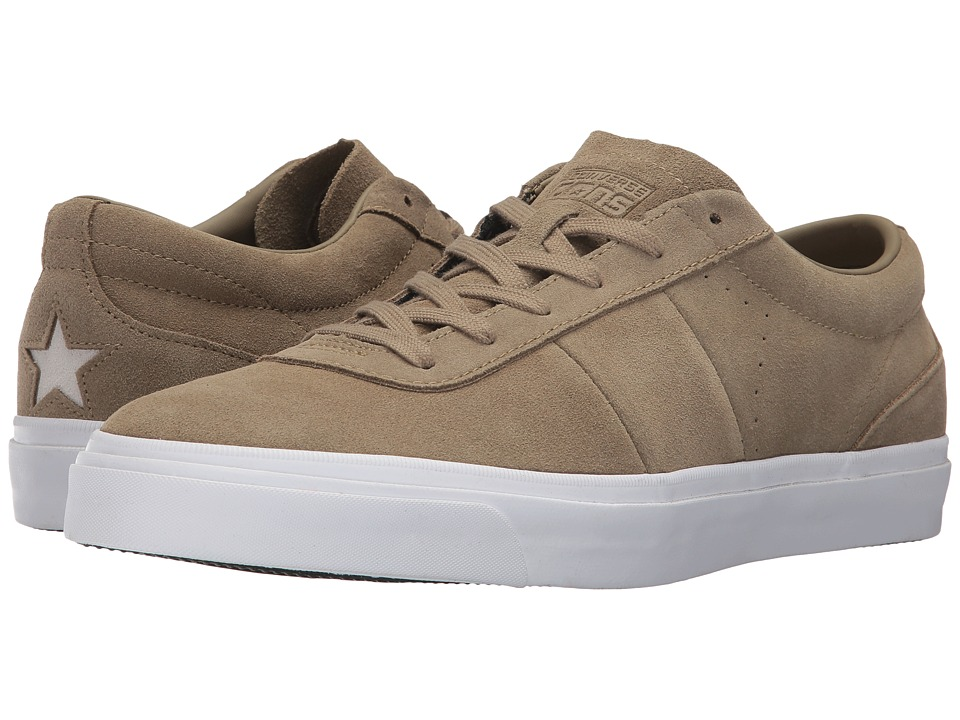 Converse Skate One Star CC Ox (Khaki/Khaki/White) Men