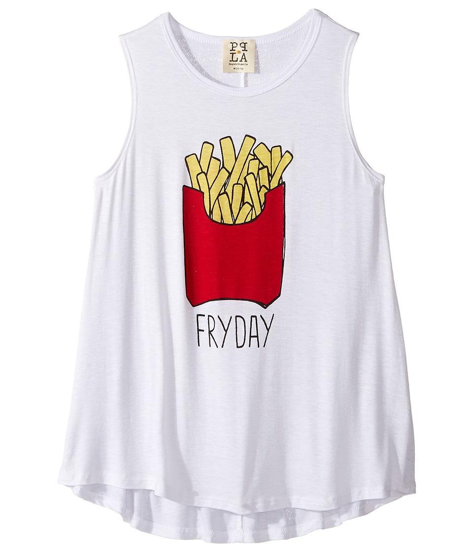 People's Project LA Kids - Fry Day Tank Top