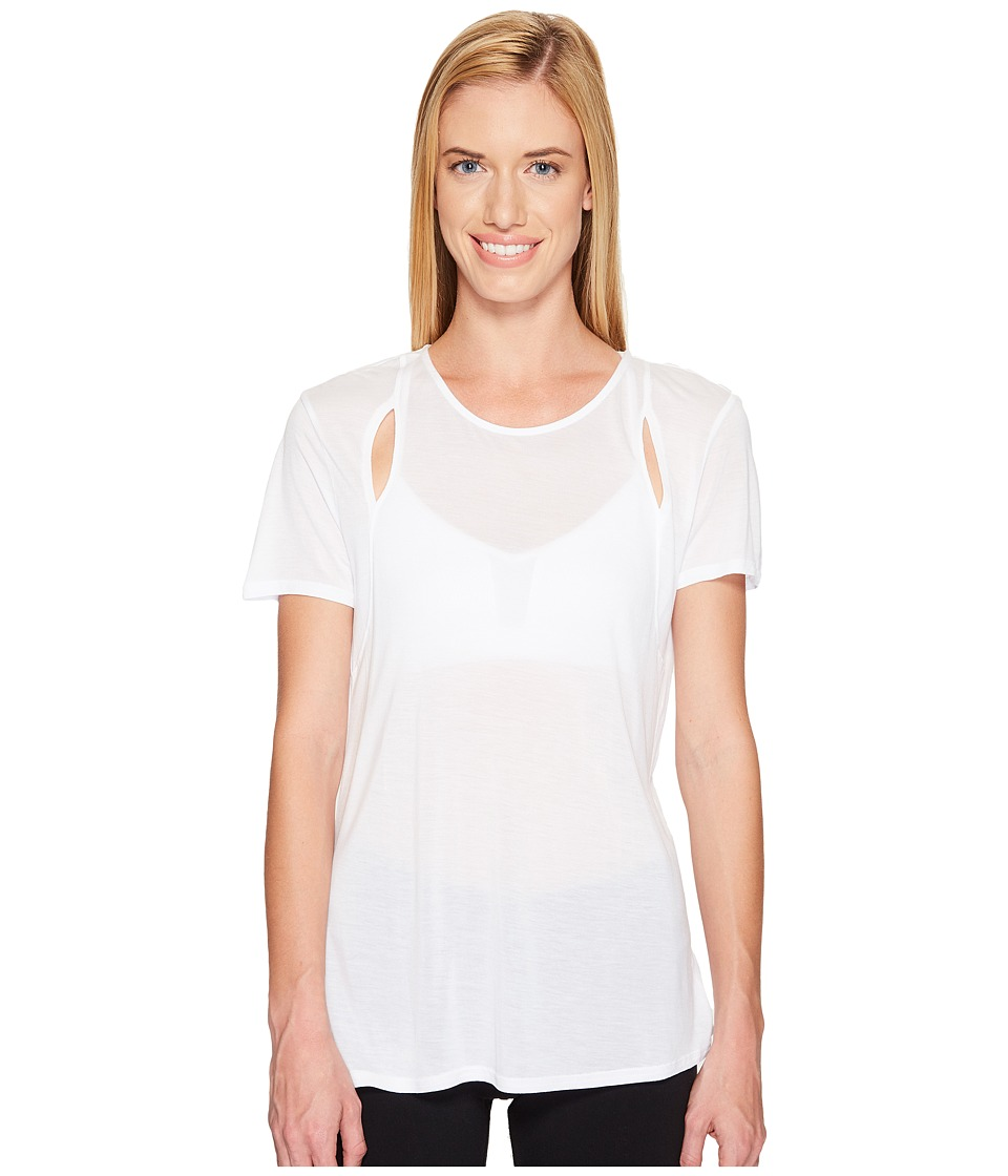 ALO - Astra Short Sleeve Top