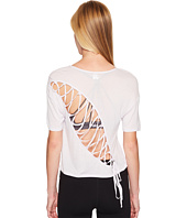 ALO - Entwine Short Sleeve Top