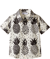 Dolce & Gabbana Kids - Pineapple Button Down (Infant)