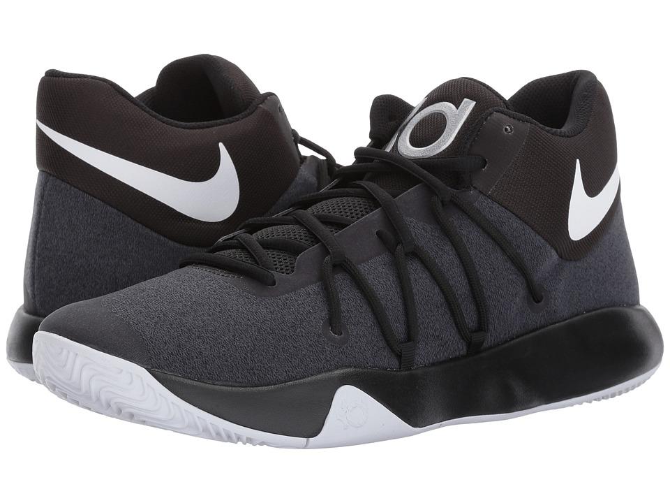 Nike KD Trey 5 V (Black/White) Men's Basketball Shoes