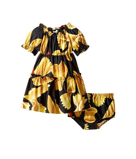 Dolce & Gabbana Kids Mambo Poplin Dress (Infant)
