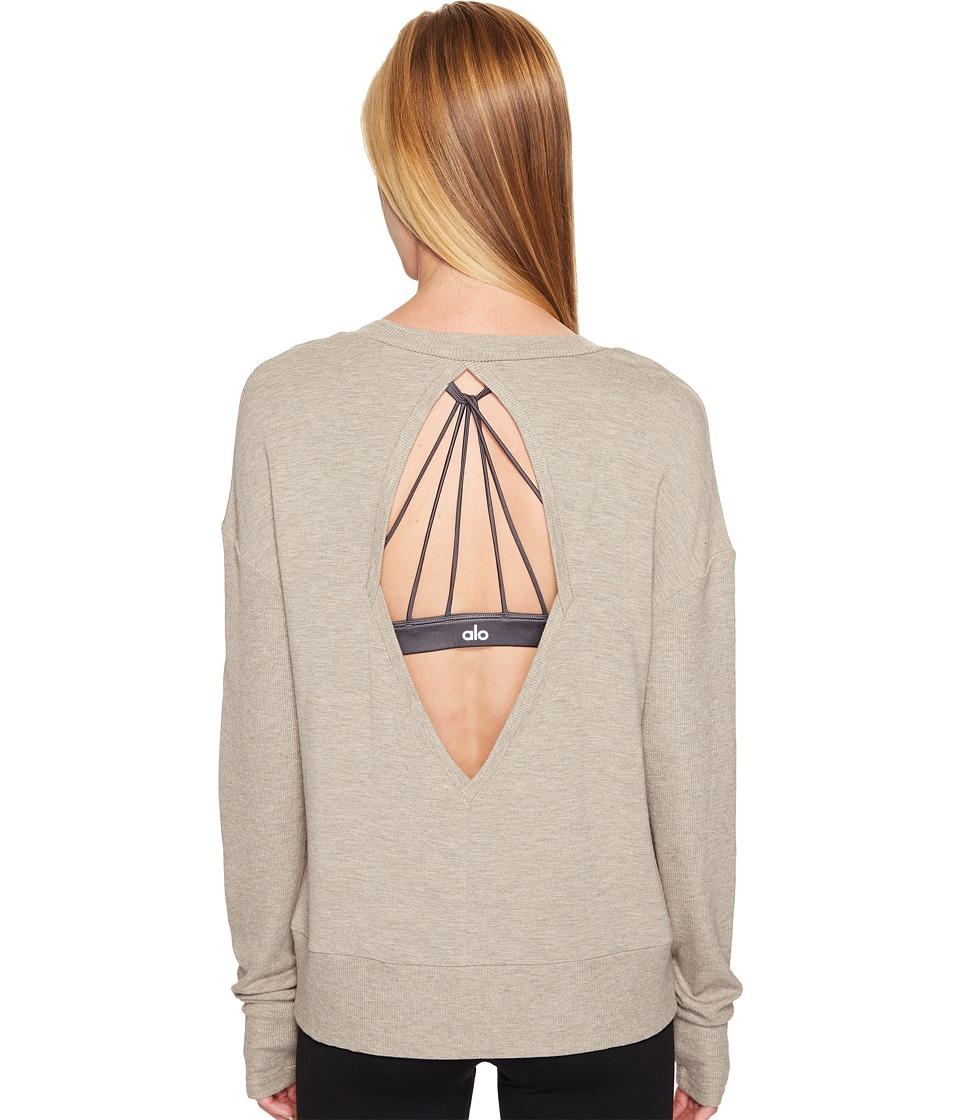 ALO - Intricate Long Sleeve Top