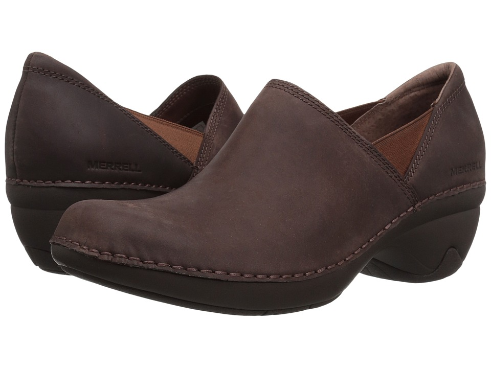 Merrell Emma Leather (Brunette) Women