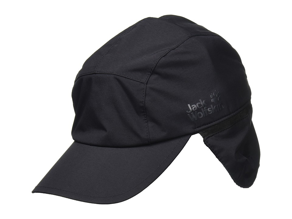 Jack Wolfskin Texapore Winter Cap (Black) Caps