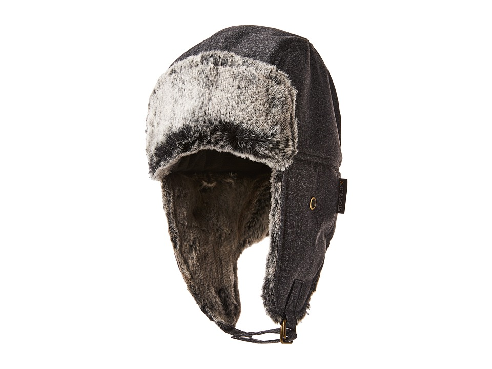 Jack Wolfskin - Stormlock Baffin Bay Shapka (Black) Caps