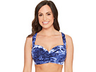 Get Wet Shirred D-Cup Bandeau
