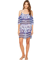 Bleu Rod Beattie - Get Wet Cold Shoulder Dress Cover-Up
